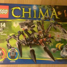 Lego Chima Original 70130 - Masinaria de urmarire a lui Sparratus - Sigilat - LEGO Legends of Chima