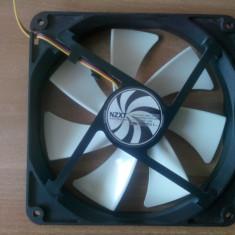 Cooler, ventilator carcasa 140x140 NZXT. - Cooler PC NZXT, Pentru carcase
