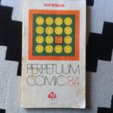 Perpetuum comic 84 10 urzica 1984 almanah hobby