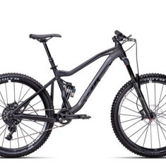 Biciclete Full Suspension CTM Scroll Pro X1, 2016, cadru LG, negru mat / negru Cod Produs: 035.03 - Mountain Bike