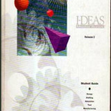 I-Deas Master Series 2.0. Mechanical CAE/CAD/CAN Software - Autor(i): Mark H. Lawry - Carte software