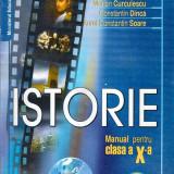 Istorie - manual pentru clasa a X-a - Autor(i): colectiv