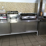 Aparatura completa fast food