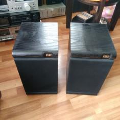 Hi-Fi boxe vintage ELAC EL 50, impecabile.