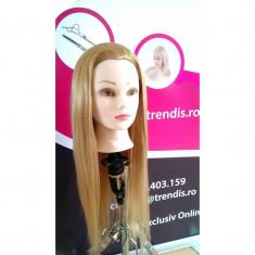 Cap Manechin Coafor - Par Blond 50 cm