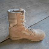 Bocanci tactici desert, armata, Belleville - Incaltaminte Vanatoare, Marime Incaltaminte: 39