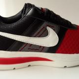 Adidasi Nike Pegasius negru-rosu barbati - Adidasi barbati Nike, Marime: 40, 41, 42, 43, 44, Culoare: Din imagine