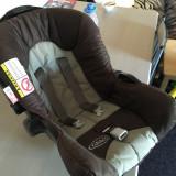 Scoica Graco pt bebe 0-6 luni - Scaun auto bebelusi grupa 0+ (0-13 kg)