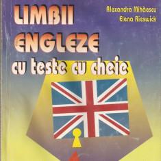 Alexandra Mihaescu - Gramatica limbii engleze - 631502 - Ghid de conversatie niculescu