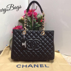 Genti Chanel Shopping Bag Collection 2016 * LuxuryBags * - Geanta Dama Chanel, Culoare: Din imagine, Marime: Masura unica, Geanta de umar, Piele