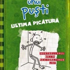 Jurnalul unui Pusti vol.3 - Roman