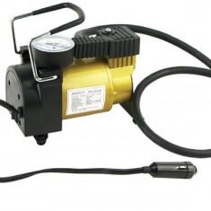 Compresor aer cu manomentru 002 12V, 10bari - Compresor auto