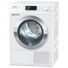 Uscator de rufe MIELE TKR 850 WP SFinish&Eco SteamFinish Eco, 9 kg, A+++, 19 programe, alb - Masini de spalat rufe