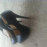 Pantofi noi - Pantof dama, Marime: 36, Culoare: Negru