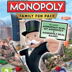 Monopoly Family Fun Pack Xbox One - Jocuri Xbox Ubisoft