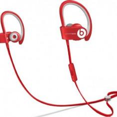 Casti Bluetooth Beats by Dr. Dre Powerbeats2 Red - Casti Telefon
