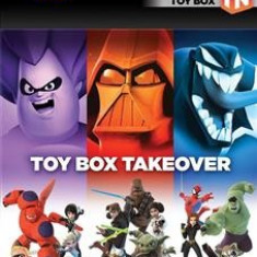 Disney Infinity 3.0 Toy Box Takeover Ps4/Ps3/Xbox One/Xbox 360