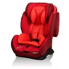 Scaun auto 9-36 kg Salsa Q Rosu Coto Baby - Scaun auto copii grupa 1-3 ani (9-36 kg)