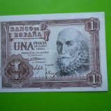 HOPCT SPANIA 1 PESETA 1953 AUNC [ 3 ]