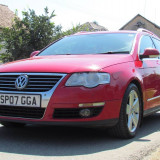 Vw Passat, motor 2.0 TDI diesel, an 2007 - Autoturism Volkswagen, Motorina/Diesel, 179000 km, 1998 cmc