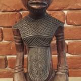 Statueta din lemn arta africana - Arta din Africa