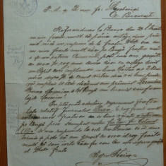 Document original masonic din Braila, 1924, masoneria