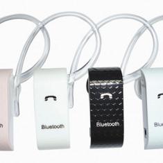 Casca Bluetooth Mini Alba BT300 Handsfree Casti Telefon Charger Nokia - Handsfree GSM