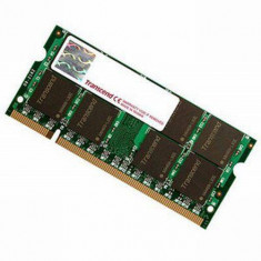 Memorie laptop Transcend 2GB DDR2 800MHz CL6 - Memorie RAM laptop