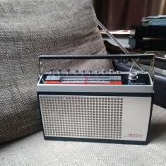 Radio portabil Blaupunkt Derby Commander, vintage. - Aparat radio