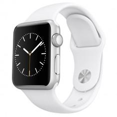Smartwatch Apple Watch Sport 38mm Silver Aluminum Case White Sport Band