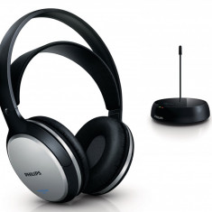 Casti wireless Philips SHC5100 grey - Casti PC