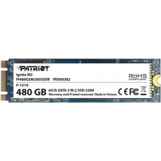 SSD Patriot Ignite Series 480GB M2 2280