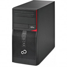 Sistem desktop Fujitsu Esprimo PH556 E85+ Intel Core i3-6100 4GB DDR4 500GB HDD - Sisteme desktop fara monitor