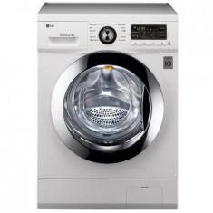 Masina de spalat rufe LG 6 MOTION F1296TDA3, 8 kg, 1200 RPM, Clasa A+++, Alb - Masini de spalat rufe
