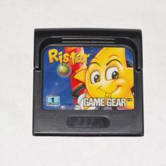 Joc SEGA Game Gear Gamegear - Ristar - Jocuri Sega, Actiune, Toate varstele, Single player