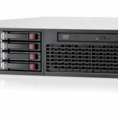 Server Baze de Date HP Proliant DL380 G7, 2x Intel Xeon Hexa Core E5645 2.4Ghz, 192Gb DDR3 ECC Registered, 8x300Gb SAS, RAID P410I/512MB Flash Ba - Carte baze de date