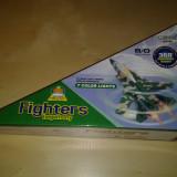 Hegemony Fighters, avion copii - Jocuri Seturi constructie