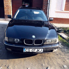 Vand masina - Autoturism BMW, An Fabricatie: 2001, Motorina/Diesel, 286 km, 1996 cmc, Seria 5