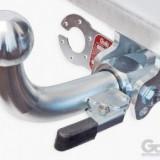Carlig remorcare demontabil automat pentru Suzuki SX-4 S-Cross 2013-