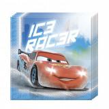 20 servetele Party 33x33cm CARS ICE RACERS