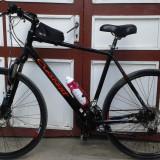 Bicicleta Crescent, 28er, Aluminiu, frane disc !!! - Mountain Bike, 17 inch, Numar viteze: 24