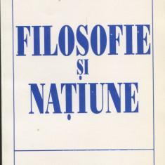Constantin Schifirnet - Filosofie si natiune - 644671