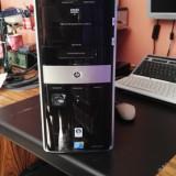 Hp Pavilion M9180.Ch Intel Core Quad Q6600 2, 4 GHz - Sisteme desktop fara monitor HP, Intel Core 2 Quad, 2001-2500 Mhz, 4 GB, 200-499 GB, LGA775