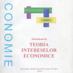 Nicolae Gh. Bondoc - Introducere in teoria intereselor economice - 647444 - Carte Management