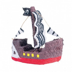 Pinata Pirati model Corabia Piratilor - Pinata petreceri copii
