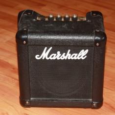 Marshall MG2FX amplificator portabil cu efecte pentru chitara - Amplificator Chitara