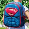 Ghiozdan 3D Superman - Matiado.ro