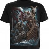 Tricou Spiral Direct bărbați - Vikingi nemorți (Mărime: S)