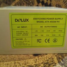 Sursa Delux 450W - Sursa PC