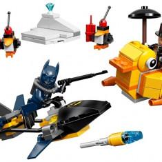Batman™: Confruntarea pinguinului (76010) - LEGO Minecraft